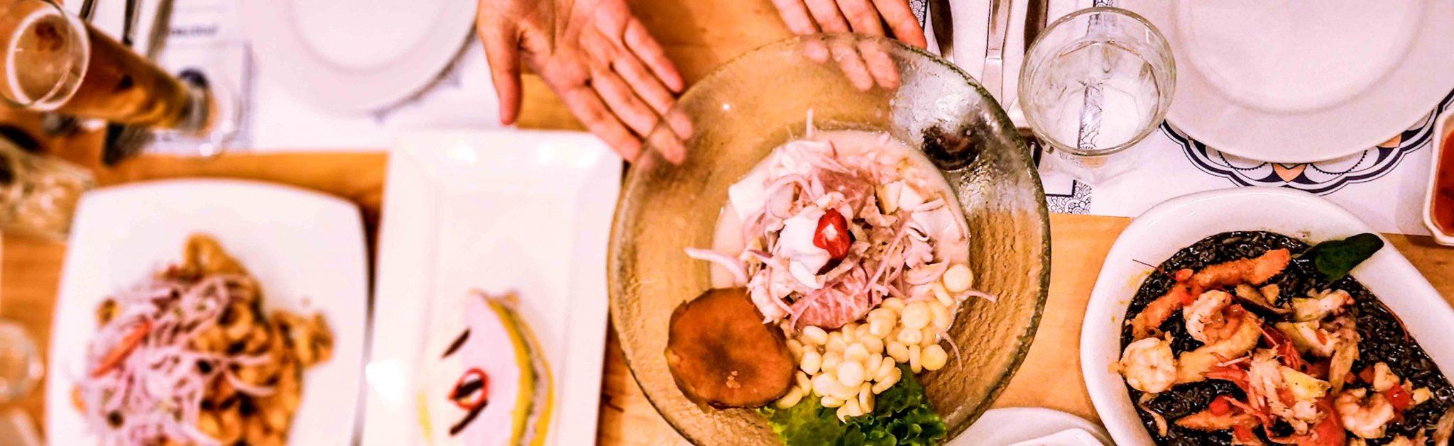 ¿Cuál es la mejor comida peruana?